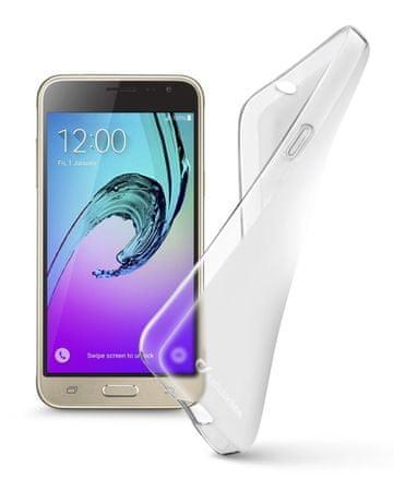 CellularLine gumijasti ovitek Shape za Samsung Galaxy J3 (2016)