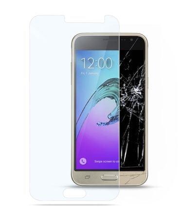 CellularLine zaščitno steklo Capsule za Samsung Galaxy J3 (2016), prozorno