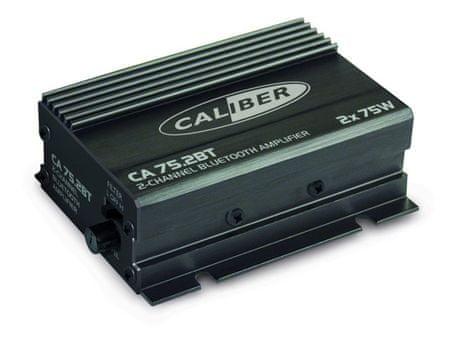 Caliber avtoojačevalec CA75.2BT