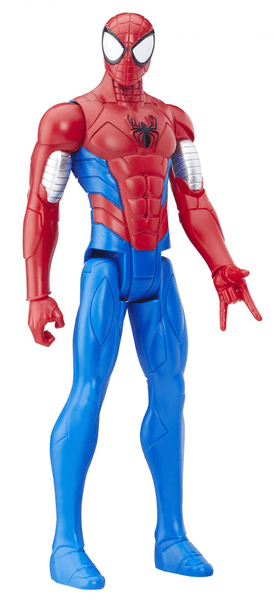 Spiderman Titan Hero Warriors Armored Spider Man