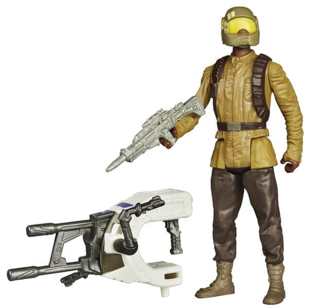 Star Wars Epizoda 7 akční figurka Resistance trooper