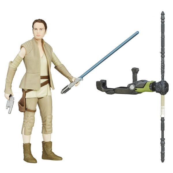 Star Wars Epizoda 7 akční figurka Rey resistence outfit