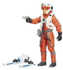 Star Wars Sněžné figurky X-wing pilot Asty