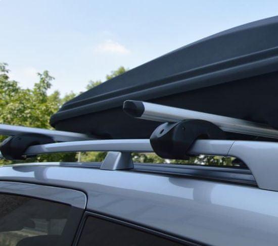 Menabo strešni prtljažnik Railing Dozer XL 1350
