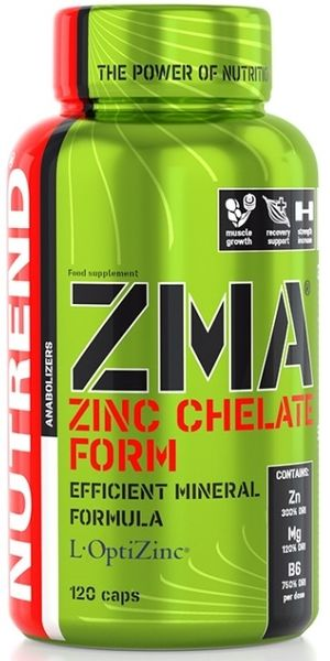 Nutrend ZMA 120 cps