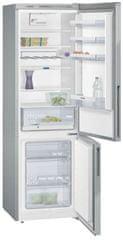 SIEMENS KG39VVI31S Kombinált hűtőszekrény