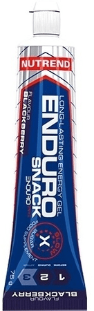 Nutrend Endurosnack 10 x 75 g ostružina