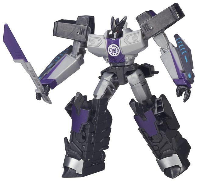 Transformers Rid s pohyblivými prvky Megatronus
