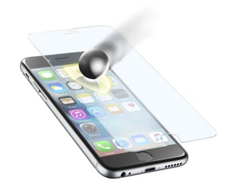 CellularLine zaščitno steklo Tetra Glass za Apple iPhone 6S