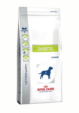 Royal Canin hrana za pse VD Dog Diabetic, 12 kg