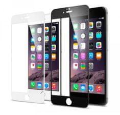 Fixed Full cover tvrzené sklo, iPhone 6/6S, černé - II. jakost