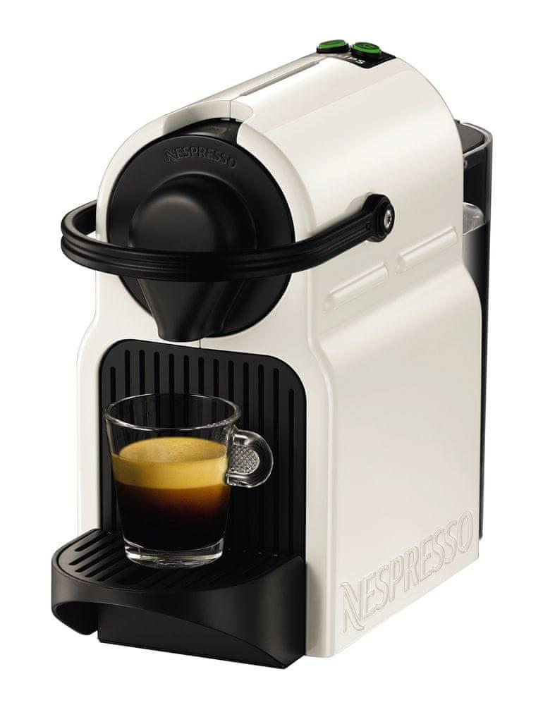 Nespresso kávovar na kapsle Krups Inissia Bílá XN100110