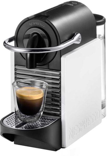 Nespresso Delonghi Pixie Clips EN126 + voucher na kávu ZDARMA!