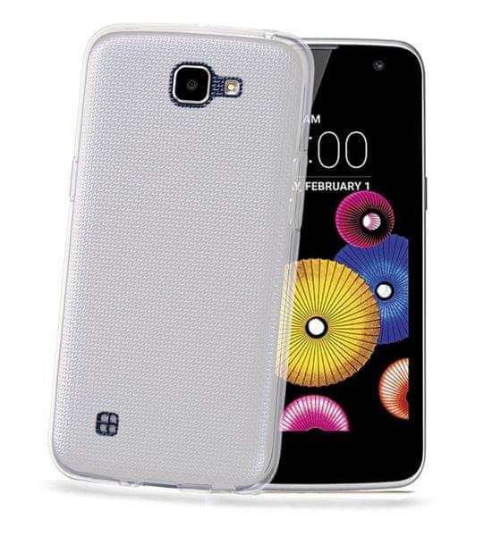 Celly pouzdro Gelskin, LG K4, čiré