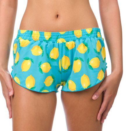69 SLAM ženske kratke hlače S večbarvna
