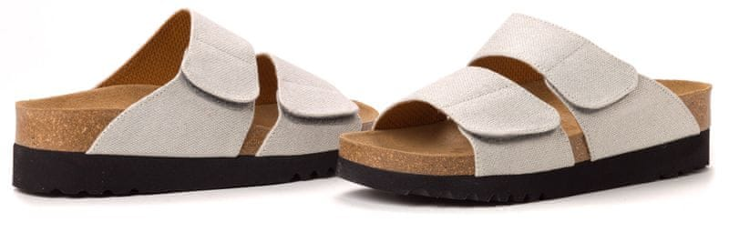 Scholl dámské pantofle Aalim 37 bílá