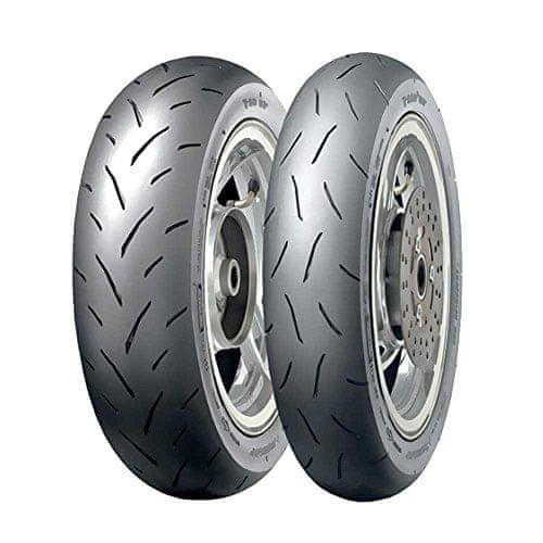 Dunlop pnevmatika TL TT93F GP 3.50-10 51J