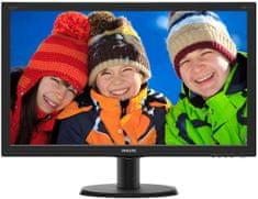 Philips IPS LED monitor V-line 240V5QDAB