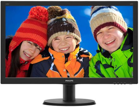 Philips IPS LED monitor V-line 240V5QDAB