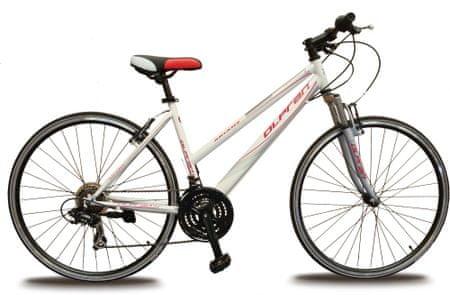 """Olpran rower crossowy Ariane 28"""" W white/gray"""
