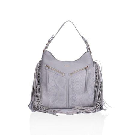 Lydc ženska ročna torbica siva