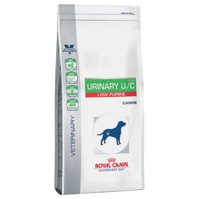 Royal Canin hrana za pse Urinary U/C Low Purine, 14 kg