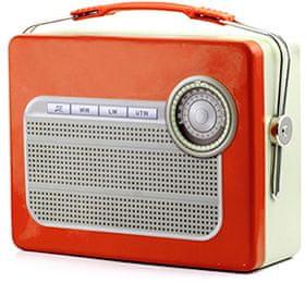Kikkerland Svačinový box Rádio
