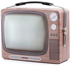 Kikkerland TV ételhordó doboz