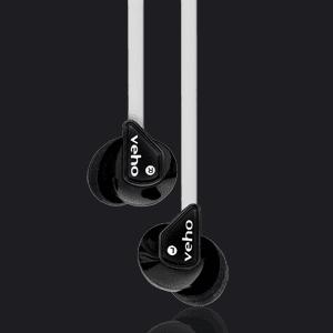 Veho slušalke Z-1 VEP-003-360Z1 črna/bela