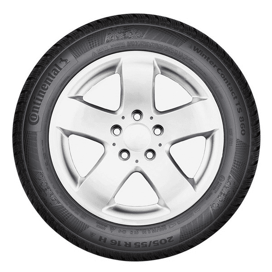 Continental auto guma ContiWinterContact TS860 205/55R16 91H FR