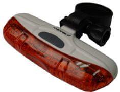 Olpran 5 super červené LED zadní bílé