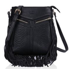 Lydc černá crossbody taška