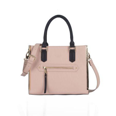 Lydc ženska torbica ružičasta