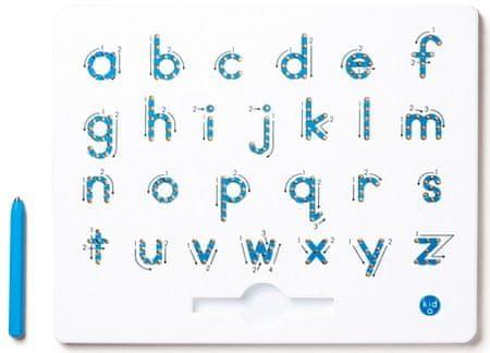 Montessori Magnetyczna tablica - Mała czcionka