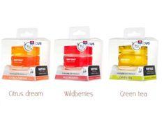 Dr.Marcus DM312 gel senso deluxe green tea Autóillatosító