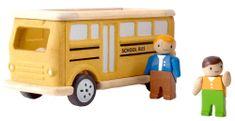 Plan Toys Školní autobus