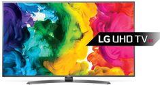 LG 49UH661V UHD Smart LED TV