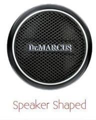 Dr.Marcus DM210 speaker shaped black Autóillatosító