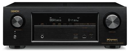 Denon sprejemnik AVR-X1300W črn