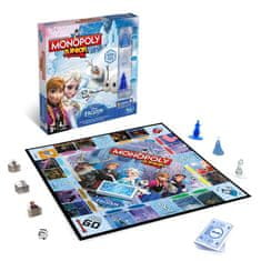 HASBRO Monopoly Junior Jégvarázs Társasjáték - Magyar nyelvű