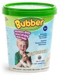 Montessori pomůcky Modelovací hmota Bubber 200g - bílá