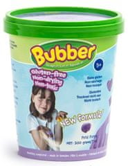 Montessori pomůcky Modelovací hmota Bubber 200g - fialová