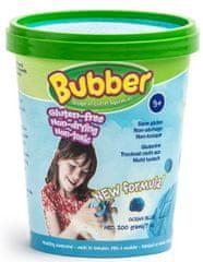 Montessori pomůcky Modelovací hmota Bubber 200g - modrá