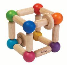 Plan Toys Oblikovalski komplet - Kocka