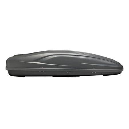 G3 strešni kovček All-Time 480, 390L, temno siv