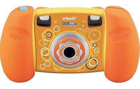 Vtech Kidizoom Aparat cyfrowy 60271, pomarańczowy
