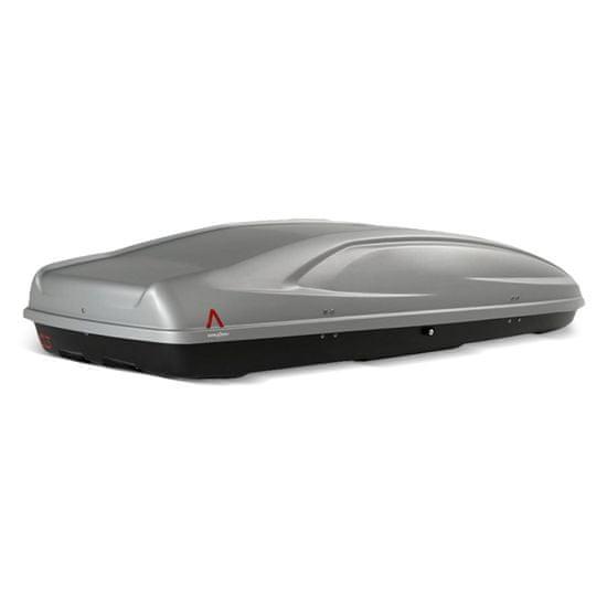 G3 strešni kovček Absolute 480, 390L, svetleče siv