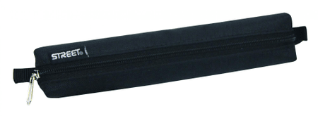 Street okrugla pernica Tube, crna