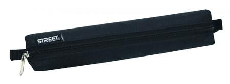 Street okrogla peresnica Tube, črna