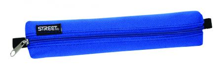 Street okrogla peresnica Tube, temno modra